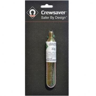 CREWSAVER MANUAL RE-ARM CYLINDER 33GM